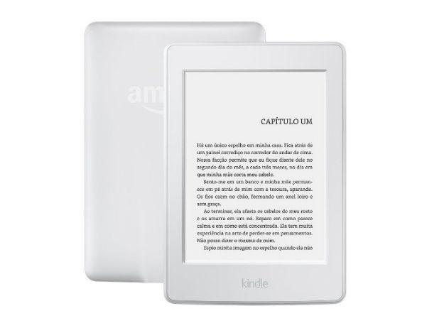 Kindle Branco