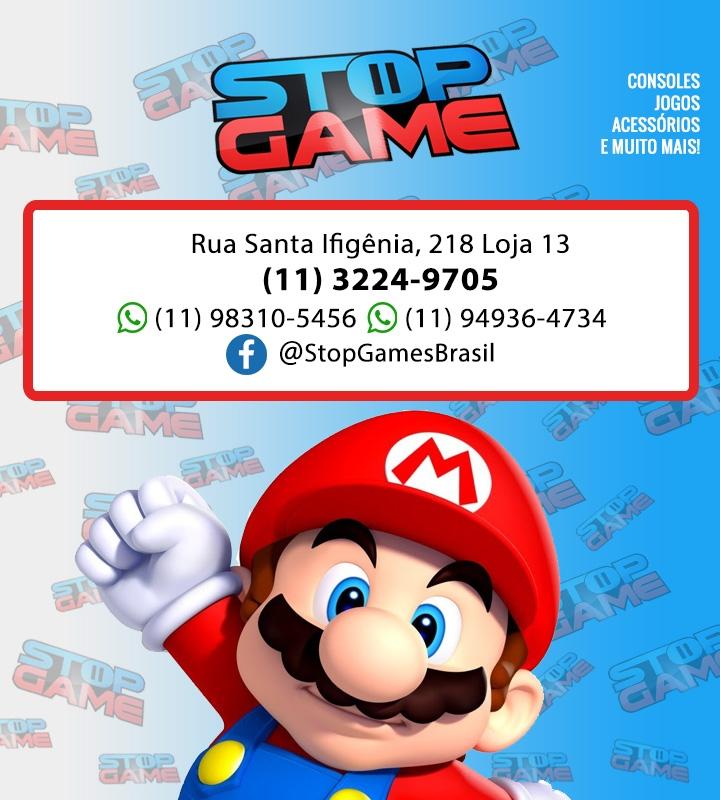 Stop Games e Consoles