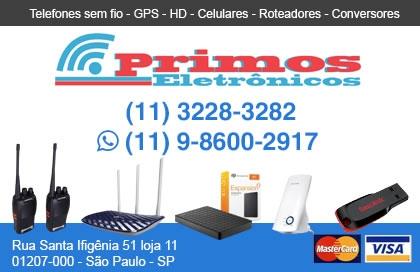 Primos Eletrônicos